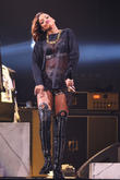 Rihanna - Rihanna Performs During Her...