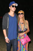 Paris Hilton, River Viiperi, Coachella Music Festival, Coachella