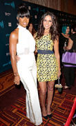 Kelly Rowland and Terri Seymour