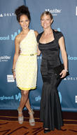 Sherri Saum and Teri Polo