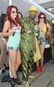 Snoop Lion, Don 'magic' Juan, Melissa Howe and Carla Howe