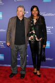 Robert De Niro, Grace Hightower, Tribeca Film Festival
