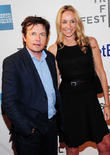 Michael J. Fox, Tracy Pollan, Tribeca Film Festival
