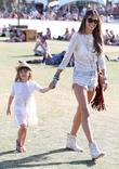 Alessandra Ambrosio and Daughter Anja Louise Ambrosio Mazur