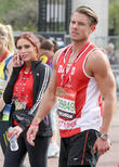Amy Childs and Dave Peters