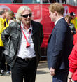 Sir Richard Branson, Prince Harry