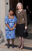 Doreen Lawrence and Theresa May