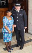 Doreen Lawrence and Deputy Commissioner Craig Mackey