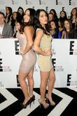 Nicole Garcia, The Bella Twins and Brianna Monique Garcia-colace