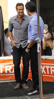 William Levy and Mario Lopez