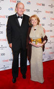 Barbara Walters and Bill Geddie