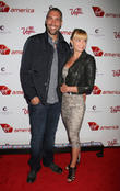 Jaime Pressly and Hamzi Hijazi