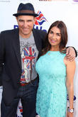 Vinnie Jones and Tayna Jones