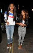 Jourdan Dunn and Jade Ewen