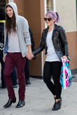 Kelly Osbourne and Matthew Mosshar