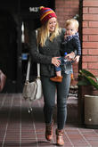 Hilary Duff And Luca - Hilary...