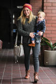 hillary duff and son luca out and about 240413