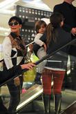 Kourtney Kardashian and Kriss Jenner