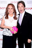Marlo Thomas and Martin Short