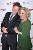 Bette Midler and John Logan