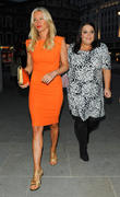 Denise Van Outen and Lisa Riley