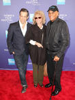 Kenneth Cole, Harry Belefonte, Tribeca Film Festival
