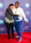 Tracy Morgan And Megan Wollover -...