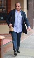 paul anka leaving a doctors office 240413