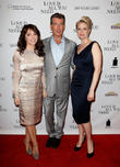 Susanne Bier, Pierce Brosnan and Trine Dyrholm