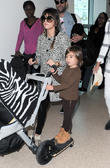 Kourtney Kardashian and Mason Disick