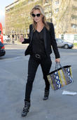 Kate Moss seen out and about