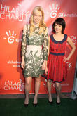 Kate Micucci and Riki Lindhome