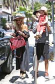 Rachel Zoe and Skylar Berman