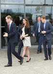 Prince William, Duke Of Cambridge, Catherine,...