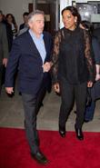 Robert De Niro, Grace Hightower, Tribeca Film Festival