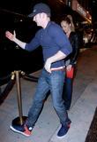Chris Evans and Minka Kelly