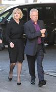Jackie Adams and Tony Adams