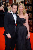 Rafe Spall and Elize Du Toit