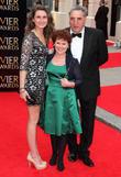 Imelda Staunton, Jim Carter and Bessie Carter