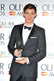 Luke Treadaway Upsets The Odds To Win Best Actor Olivier Award [Photos]