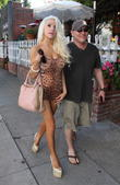 Doug Hutchison and Courtney Stodden