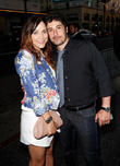 Jenny Mollen and Jason Biggs