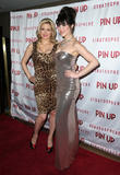 Holly Madison and Claire Sinclair