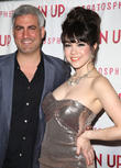 Taylor Hicks and Claire Sinclair