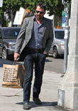 james purefoy out and about 290413