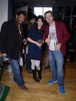 Brian Bovell, Ilana Rein and Ben Moore