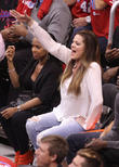 Khloe Kardashian - Celebrities Watch The...