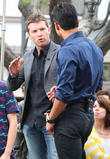 Sam Worthington And Mario Lopez -...