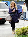 kirstie alley in studio city 300413