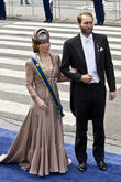 Princess Margarita Of Bourbon-parma and Tjalling Siebe Ten Cate